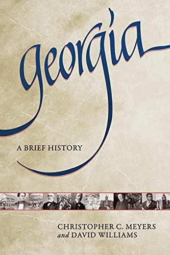9780881462791: Georgia: A Brief History
