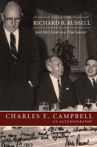 9780881464320: Senator Richard B. Russell and My Career As a Trial Lawyer: An Autobiography
