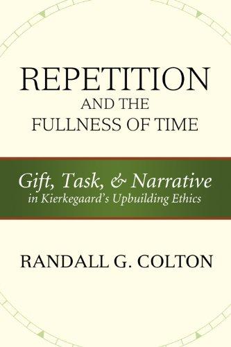 9780881464627: Repetition and the Fullness of Time: Gift, Task, and Narrative in Kierkegaard's Upbuilding Ethics (Mercer Kierkegarrd Studies)