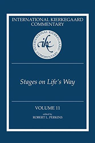 9780881465778: International Kierkegaard Commentary Volume 11: Stages on Life's Way