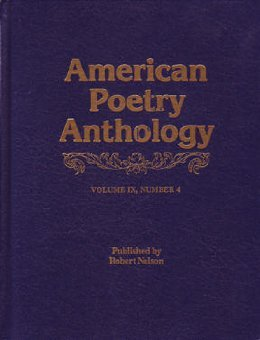 American Poetry Anthology: American Poetry Association