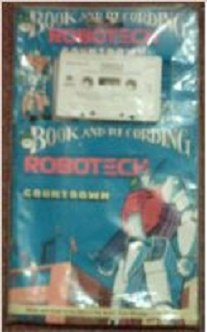 9780881491609: Robotech Countdown/Book and Cassette