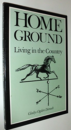 9780881500356: Home Ground: Living in the Country