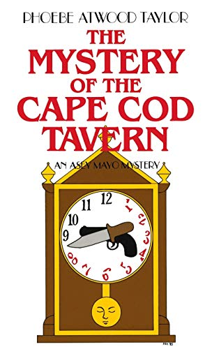 9780881500479: The Mystery of the Cape Cod Tavern: An Asey Mayo Classic