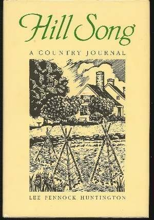 9780881500516: Hill song: A country journal
