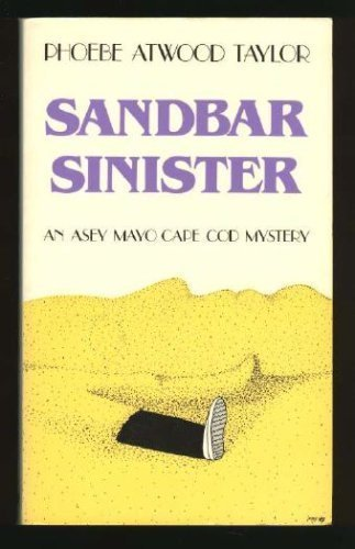 9780881500639: Sandbar Sinister