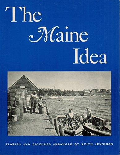The Maine Idea: Jennison, Keith