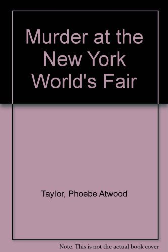 9780881500950: Murder at the New York World's Fair