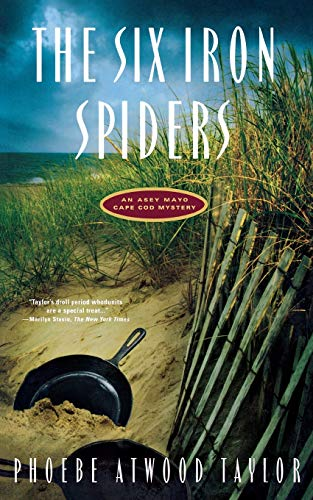 The Six Iron Spiders (Paperback or Softback)