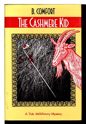 9780881502541: The Cashmere Kid (Tish McWhinny Mysteries)
