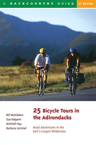 25 Bicycle Tours in the Adirondacks: Road: Bill McKibben, Sue