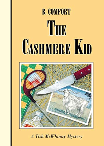 9780881503210: The Cashmere Kid (Tish McWhinny Mysteries)