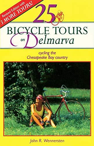 9780881503388: 25 Bicycle Tours on Delmarva