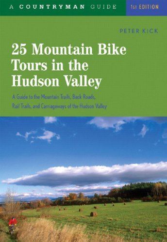 9780881503609: 25 Mountain Bike Tours in the Hudson Valley: A Backcountry Guide (25 Bicycle Tours)