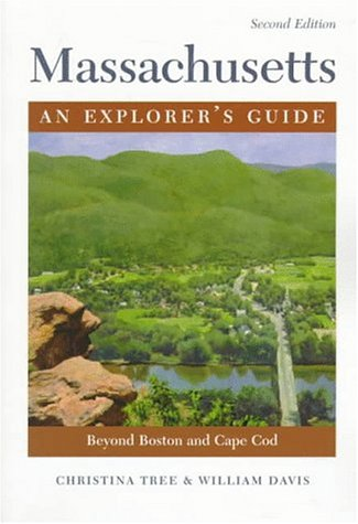 9780881504057: Massachusetts: An Explorer's Guide, 2nd Edition