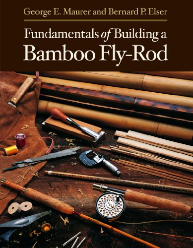 9780881504163: Fundamentals of Building a Bamboo Fly-Rod