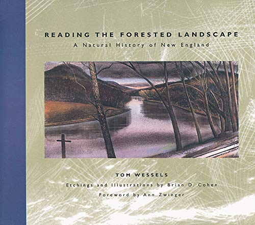 9780881504200: Reading the Forested Landscape: A Natural History of New England