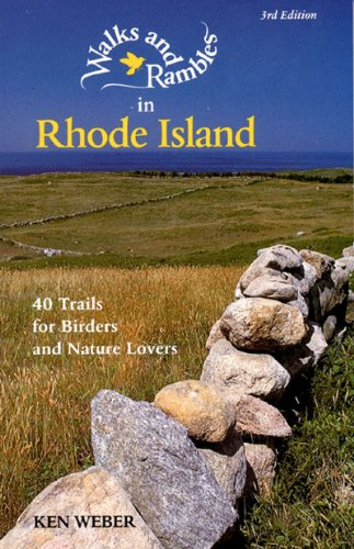 9780881504583: Walks and Rambles in Rhode Island: 40 Trails for Birders and Nature Lovers