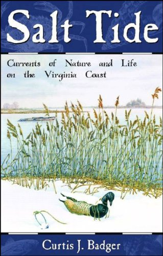 9780881504637: Salt Tide: Currents of Nature and Life on the Virginia Coast