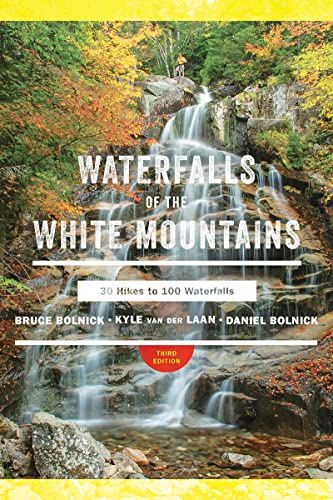 9780881504644: Waterfalls of the White Mountains: 30 Hikes to 100 Waterfalls