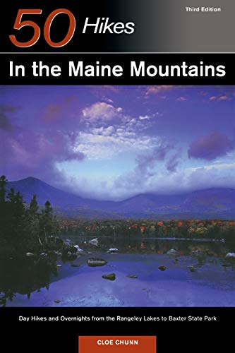 9780881504996: 50 Hikes in the Maine Mountains: Day Hikes and Overnights from the Rangeley Lakes to Baxter State Park, Third Edition
