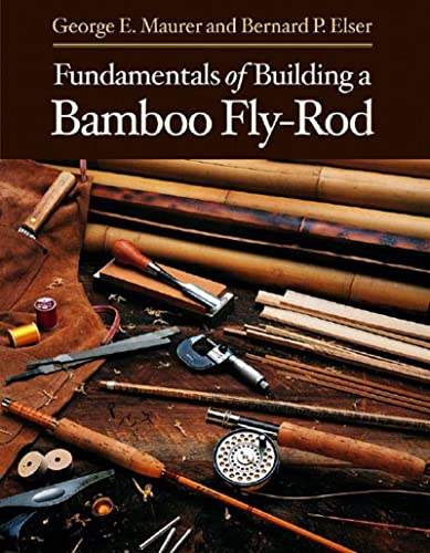 9780881505702: Fundamentals of Building a Bamboo Fly-Rod