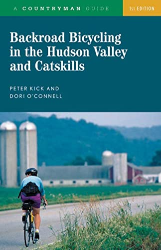 9780881505788: Backroad Bicycling in the Hudson Valley and Catskills (Backroad Bicycling)