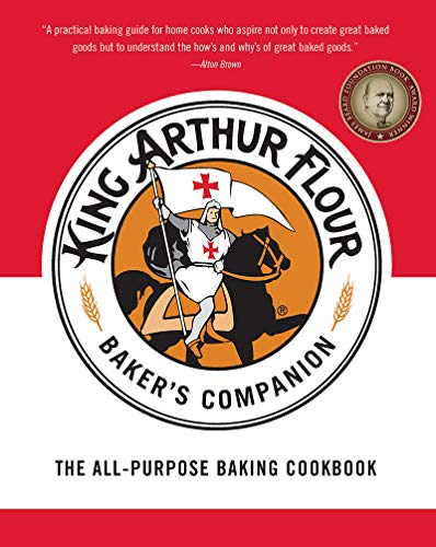 The King Arthur Flour Baker's Companion: The All-Purpose Baking Cookbook A James Beard Award Winner (King Arthur Flour Cookbooks) (0881505811) by King Arthur Flour