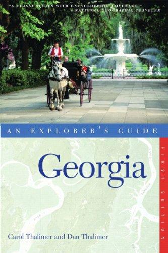9780881506396: Georgia: An Explorer's Guide