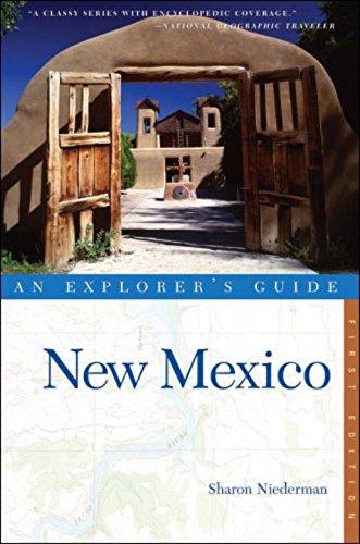 9780881506570: Explorer's Guide New Mexico (Explorer's Complete)