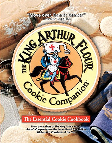 9780881506594: The King Arthur Flour Cookie Companion: The Essential Cookie Cookbook