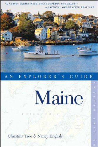 9780881506686: Maine: An Explorer's Guide, Twelfth Edition