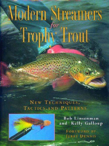 9780881506723: Modern Streamers for Trophy Trout: New Techniques, Tactics, and Patterns