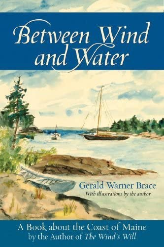 9780881507973: Between Wind and Water: A Book about the Coast of Maine