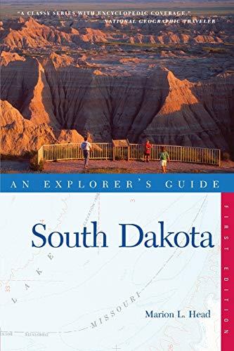 9780881508383: Explorer's Guide South Dakota (Explorer's Complete)