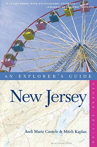9780881508406: Explorer's Guide New Jersey (Second Edition)