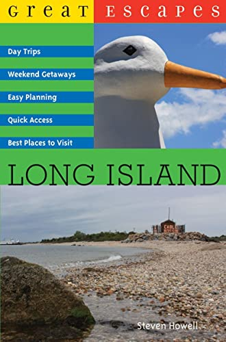 9780881508758: Great Escapes Long Island