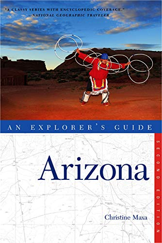 9780881508949: Explorer's Guide Arizona (Second Edition) (Explorer's Complete)