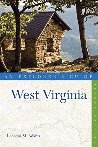 9780881509472: Explorer's Guide West Virginia (Second Edition) (Explorer's Complete)