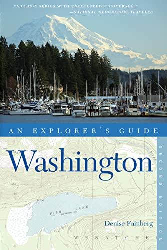 9780881509748: Explorer's Guide Washington (Second Edition) (Explorer's Complete)