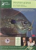 9780881591378: Panfish & Bass: Fly Fishing Basics with Larry Dahlberg (One Hour Tutorial Fly Fishing DVD)