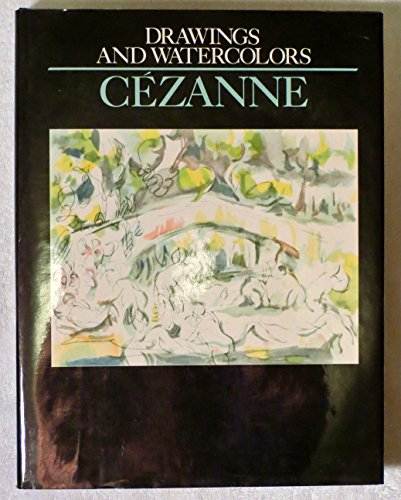 Cézanne, drawings and watercolors: Siblík, Jirí, and Cézanne, Paul