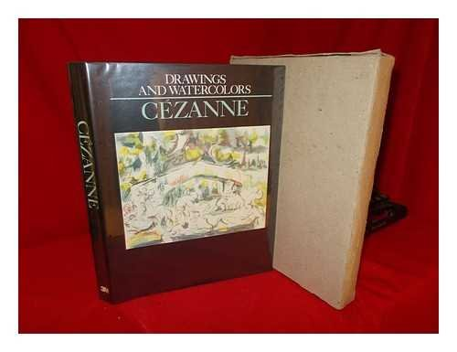 9780881598018: Cézanne, drawings and watercolors