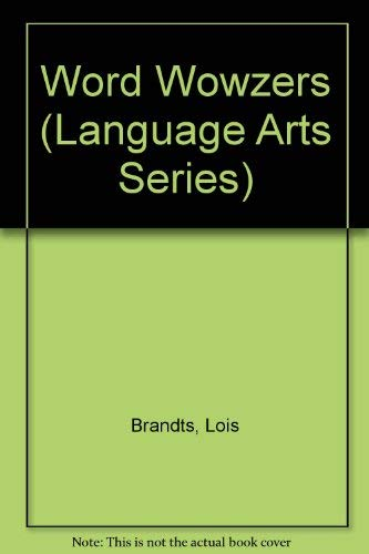 9780881600438: Word Wowzers (Language Arts Series)