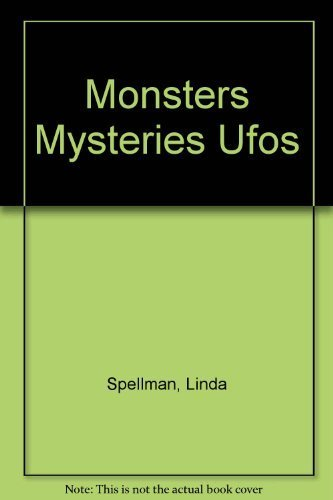 9780881600957: Monsters Mysteries Ufos