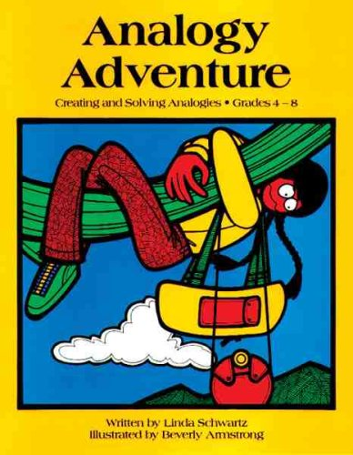 9780881601732: Analogy Adventure, Grades 4-8 (Critical Thinking Series)