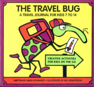 9780881602562: The Travel Bug: A Travel Journal for Kids 7 to 14