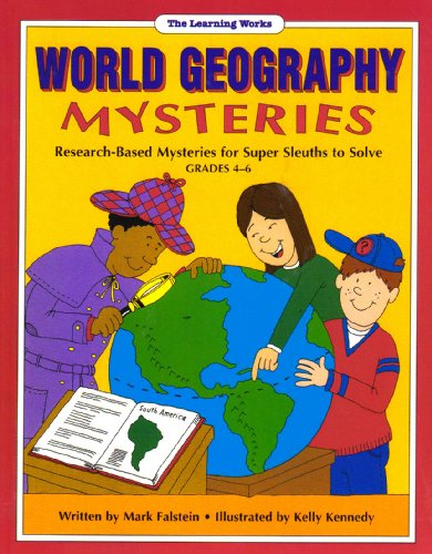 9780881602616: World Geography Mysteries