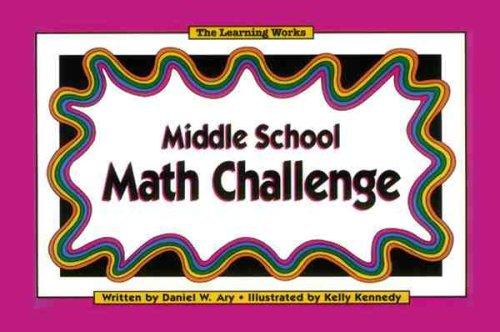9780881602678: Middle School Math Challenge (Middle School Challenge)