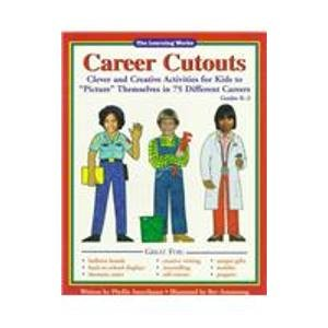 9780881602944: Career Cutouts: Clever and Creative Activities for Kids to